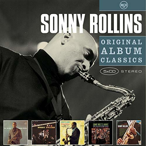 Rollins Sonny - Original Album Classics [CD]