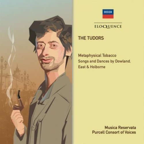 Musica Reservata / Purcell Consort of Voices - the Tudors: Metaphysical Tobacco [CD]