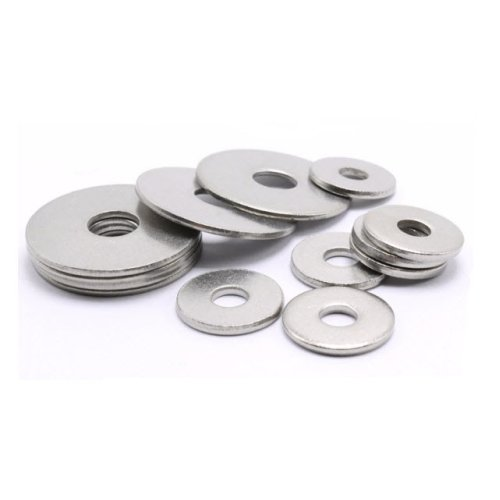 M10 A2 Stainless steel penny repair timber mudguard washer DIN 9021