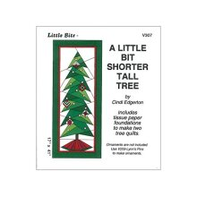 A Little Bit Shorter Tall Tree Pattern