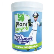 Plant Magic - Oldtimer Organic Magnesium 400g