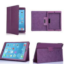 Flip Folio PU Leather Foldable Smart Stand Case Cover For Apple iPad 10.2 7th Generation 2019 / 10.2 8th Generation 2020