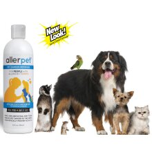 Allerpet Dander Remover for Cats, Dog & Small Pets