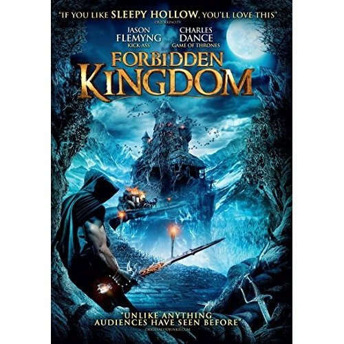 Forbidden Kingdom DVD [2015]