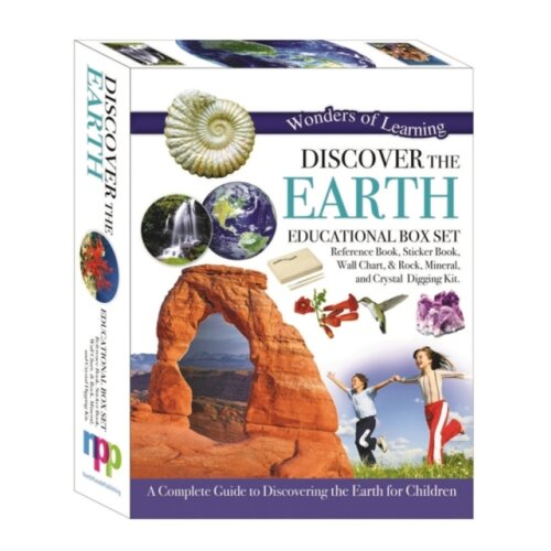Discover The Earth - Educational Box Set
