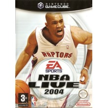 NBA Live 2004 - Used