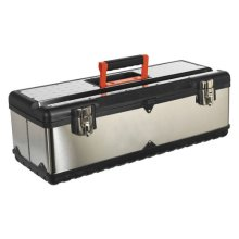Sealey AP660S 660mm Stainless Steel Toolbox with Tote Tray