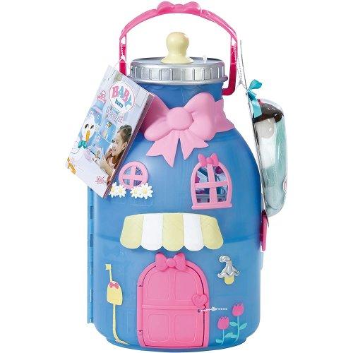 BABY born 904145 Surprise Baby Bottle House, Multi