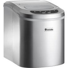 Ice maker bullet ice silver
