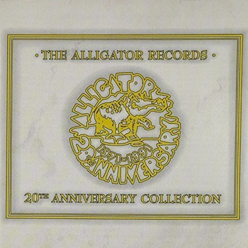 Alligator Recs 20th Ann Coll - Various [CD]