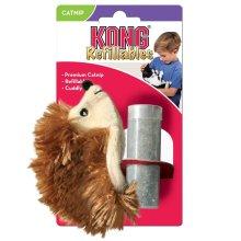 KONG Refillable Hedgehog Catnip Cat Toy