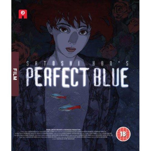 Perfect Blue Blu-Ray [2015]