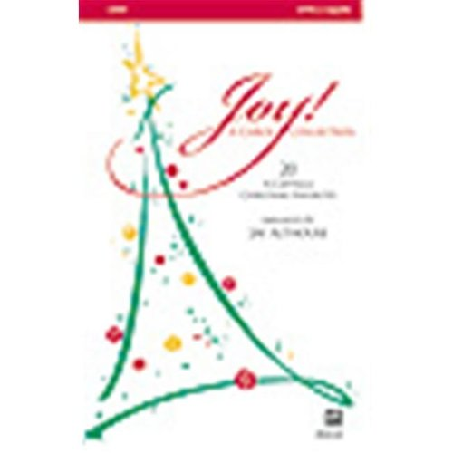 Alfred 00-23961 Joy A Carol Collection - Music Book