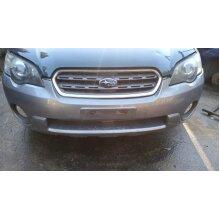 Subaru Outback Estate 2003-2009 Bumper (front) Silver Breaking - Used