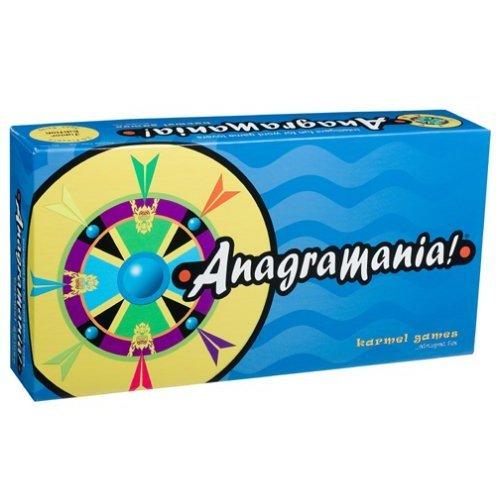 Anagramania Junior Edition Board Game