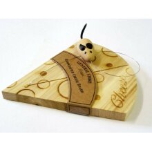 SIL MOUSE CHEESE BOARD