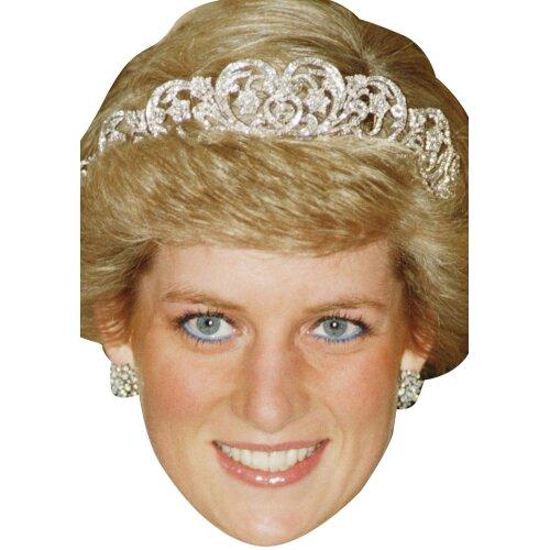 Princess diana wedding party face fancy dress celebrity politician celebrity party face fancy dress