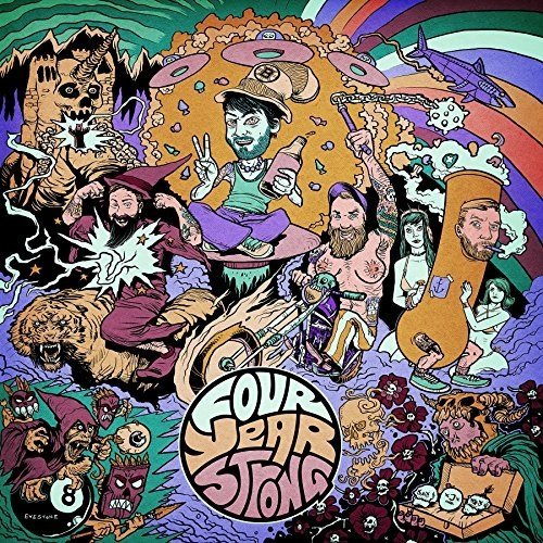Four Year Strong - Four Year Strong [CD]