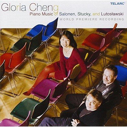 Sa-pekka Salonen - Piano Music of Salonen, Stucky and Lutoslawski [CD]