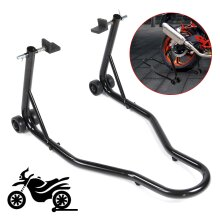 Universal Motorcycle Sportbike Track Day Garage Pit Rear Stand Paddock