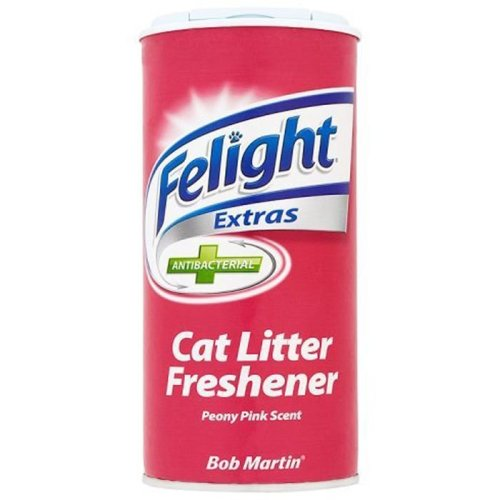 (Case of 6) Bob Martin Felight Anti-Bacterial Cat Litter Freshener