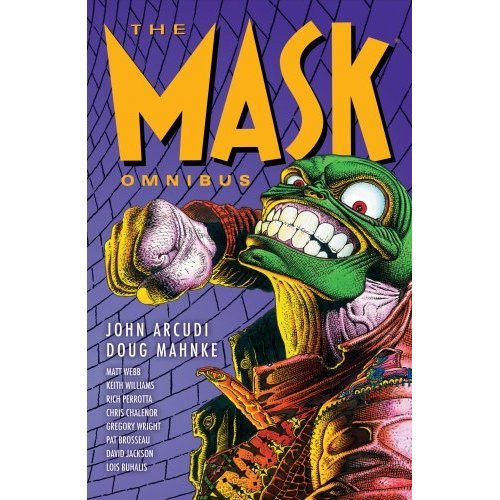 The Mask Omnibus Volume 1 (second Edition)