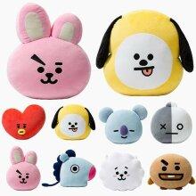 Plush Pillow Doll Cushion Toy For BTS BT21 TATA SHOOKY RJ KOYA CHIMMY COOKY MANG