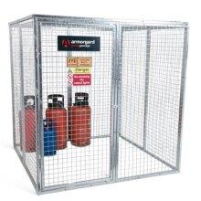 Armorgard Gorilla Modular Bolt-Together Gas Cage