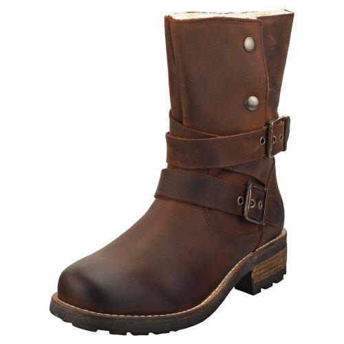 Oak & Hyde Bridge Demi Womens Ankle Boots