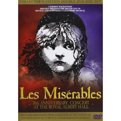 Les Miserables - 10th Anniversary Concert (Collector's Edition) [2 DVDs] [2005]