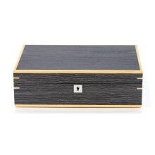 10 Slot watch storage box in Ginko