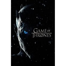 Game Of Thrones Poster Night King 208 Official Merchandice