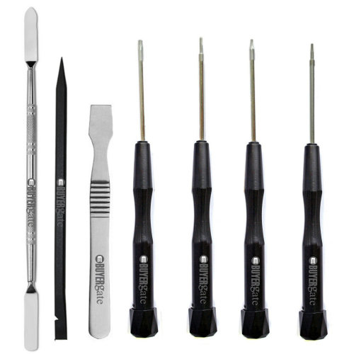 "Fix Macbook Air 11"" 13"" Screwdriver Repair Kit Torx T8 T5 Phillips Pentalobe Pry"