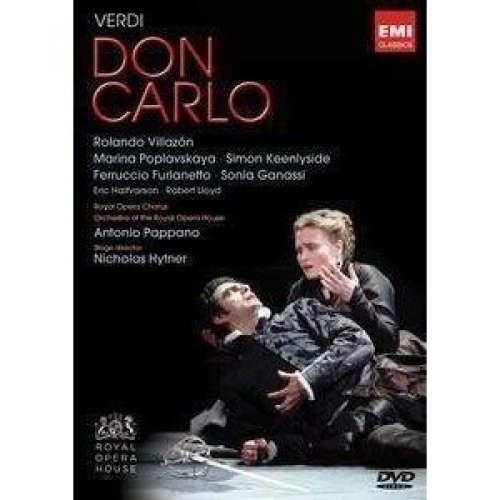 Rolando Villazon - Don Carlo - Dvd Live from The-rolando Villazon