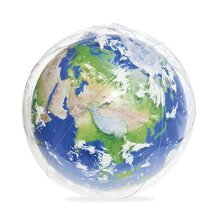 """Bestway Earth Glowball Water Ball with LED Light 24"""""""