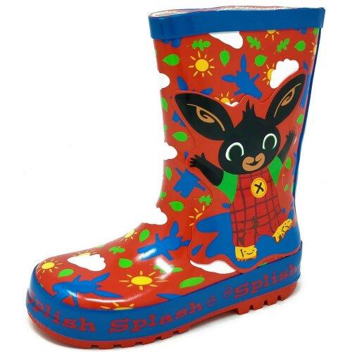 Cbeebies Bing Wellington Boots