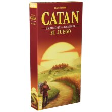 Catan Devir:Strategy Game Expansion, 5–6players