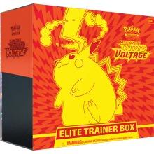 Pokemon Vivid Voltage - Elite Trainer Box - Released 13/11/2020