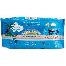 Aquaint Happy Planet 100% Biodegradable Plant & Water Wipes