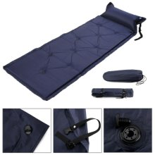 Self-Inflating Camping Mat | Roll Up Mattress & Travel Bag