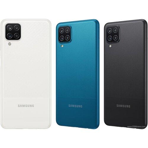 (Unlocked, Blue) Samsung Galaxy A12 Dual Sim | 128GB | 4GB RAM
