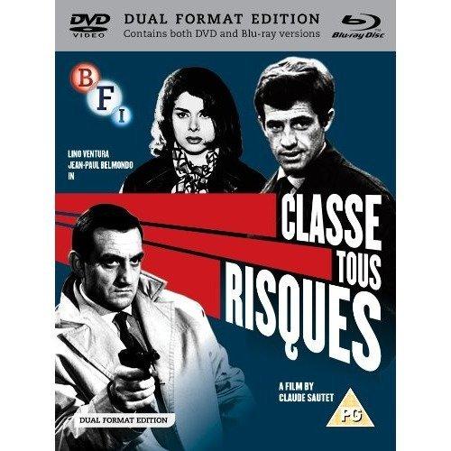 Classe Tous Risques Blu-Ray + DVD [2014]