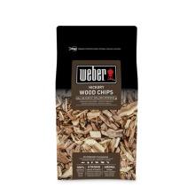 Weber Hickory Wood Chips - 0.7kg