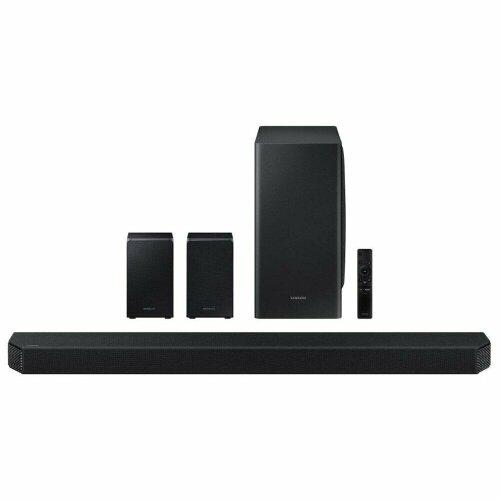 SAMSUNG HW-Q950T/XU 9.1.4 Wireless Sound Bar with Dolby Atmos & Amazon Alexa