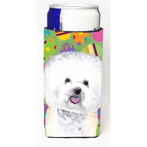 Bichon Frise Easter Eggtravaganza Michelob Ultra s For Slim Cans - 12 oz.