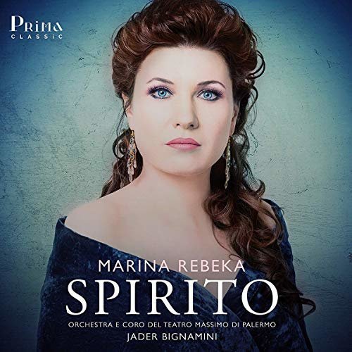 Marina Rebeka - Spirito [CD]