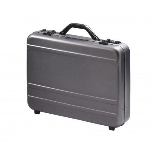 "17"" Falcon Aluminium Laptop Case - FI2996 Gun Metal"