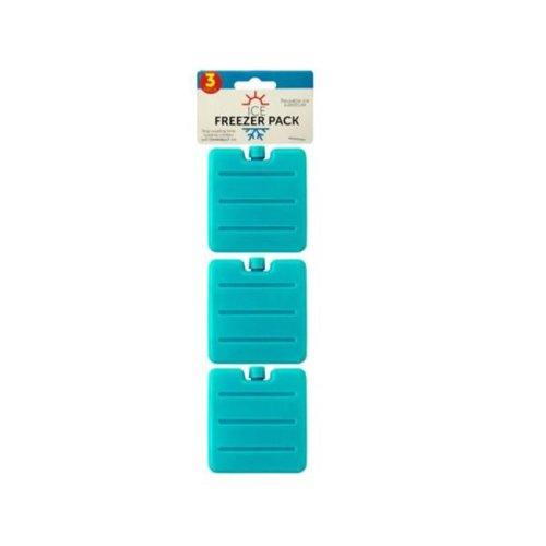 Kole Imports HH410-48 Small Ice Freezer Pack Set - Pack of 48