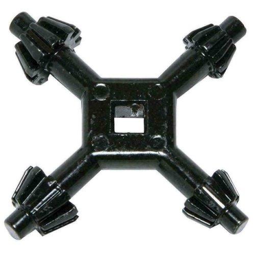 4 Way Chuck Key - 6-13mm -JAK