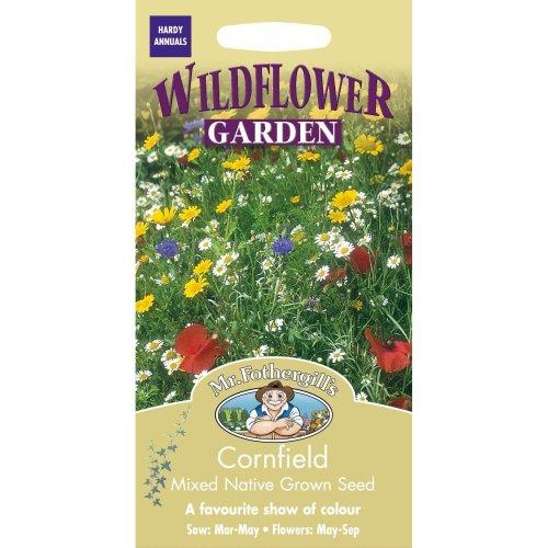 Mr Fothergills - Pictorial Packet - Wildflower - Cornfield Seeds